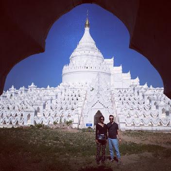 KAVI & MARTIN - MYANMAR, DEC 2014