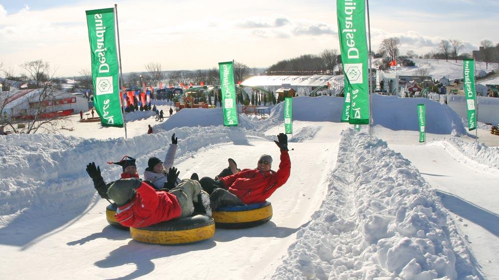Carnaval de Québec (Quebec Winter Carnival)
