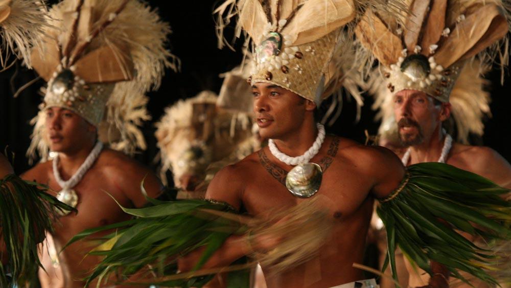 Heiva i Tahiti - Tahiti, French Polynesia