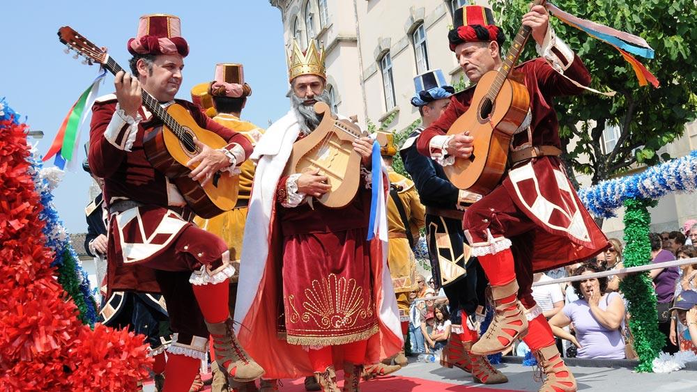 Festa de Sao Joao in Braga, Portugal