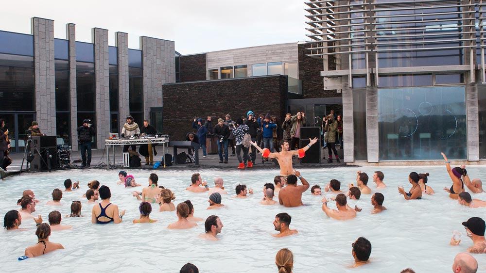 Iceland Airwaves in Reykjavik, Iceland