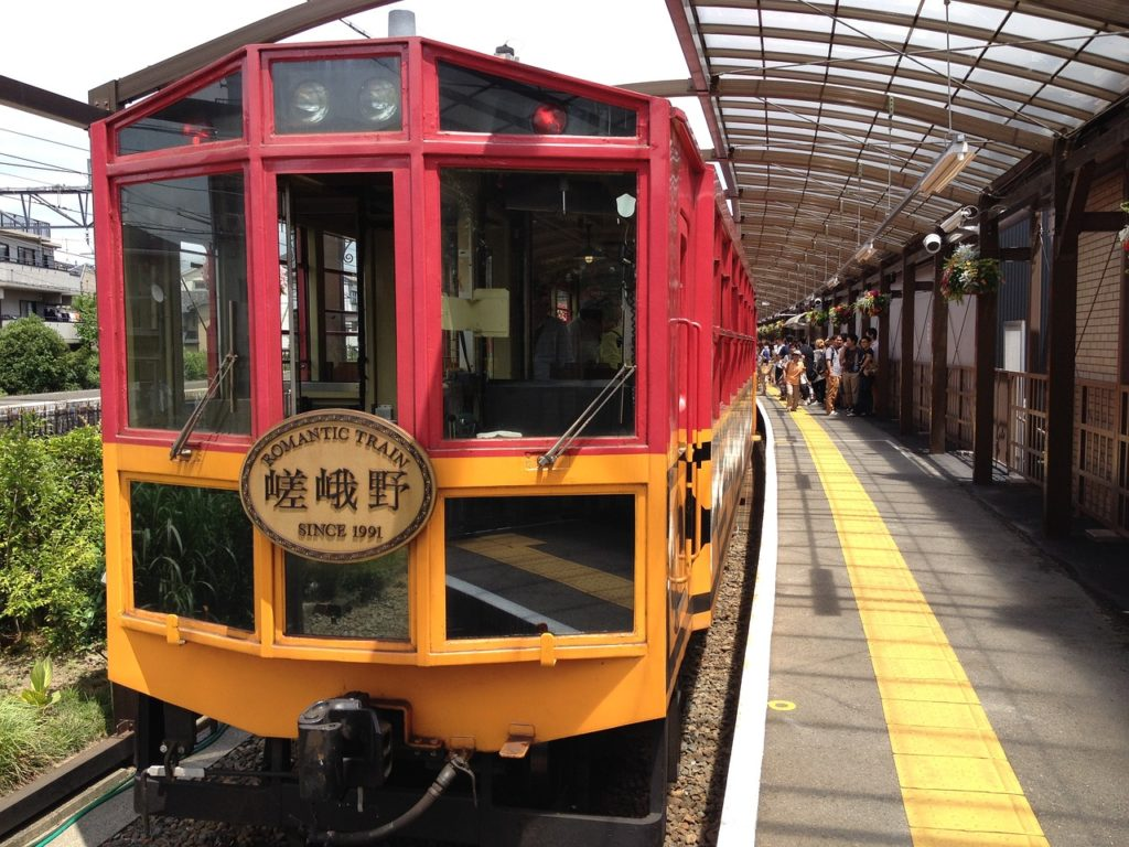 kyoto-sagano-train